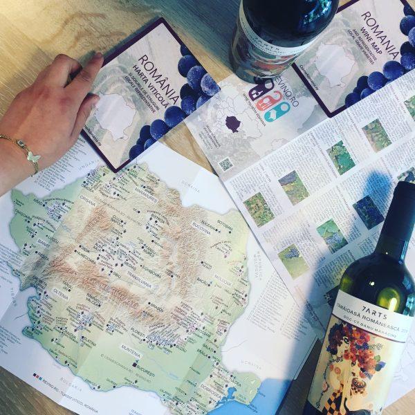 harta viticola a romaniei, crame romanesti, crameromanesti.ro, vinuri romanesti, soiuri autohtone