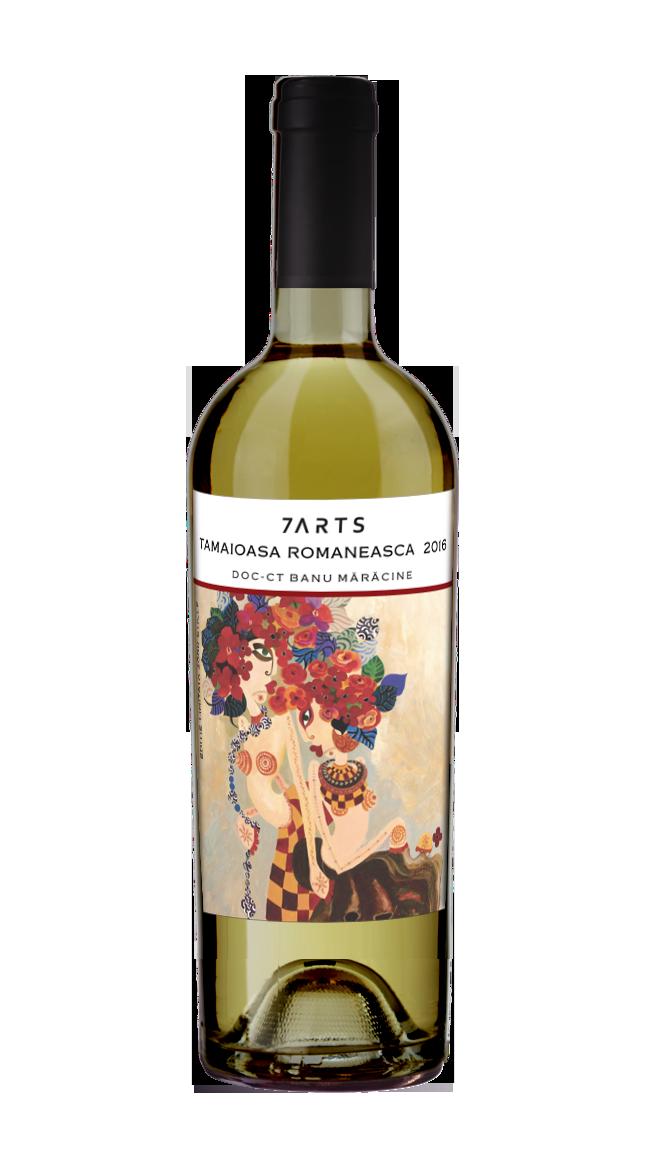 tamaioasa romaneasca, vin cadou, vin online, vin alb cadou, vin alb, crama romaneasca, vin romanesc, vinuri romanesti, 7arts