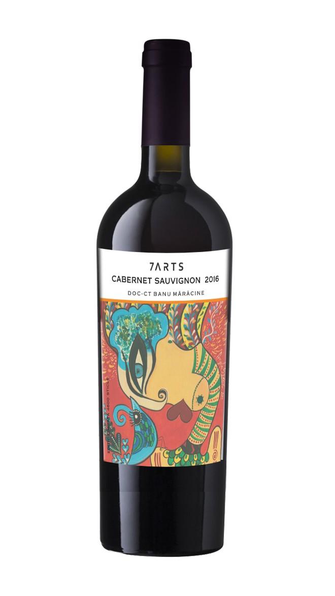 7arts, vin romanesc, crama romaneasca, vin online, cadou online, vin cadou, vin rosu