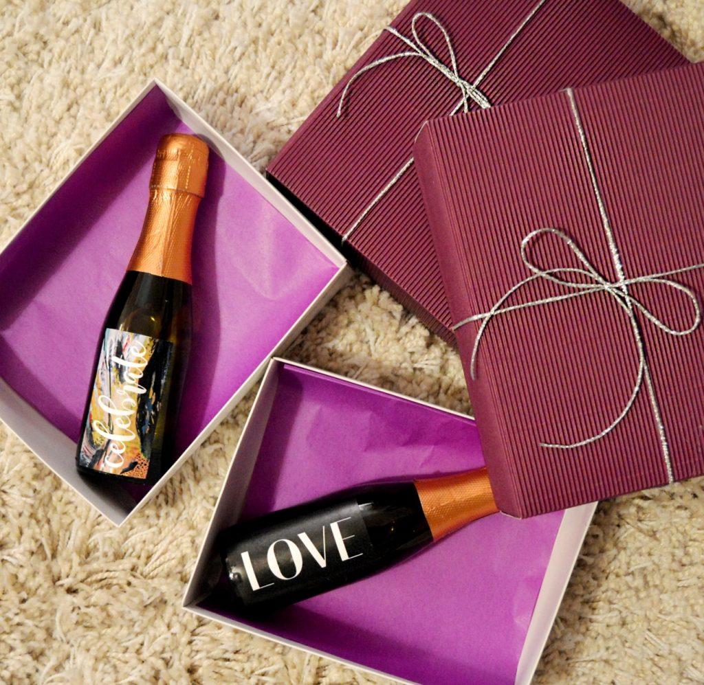 prosecco, prosecco personalizat, 8 martie, cadou mama, womens day, cadou femei, pachet cadou